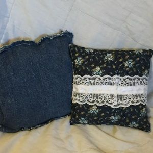 Other - Miniature Re-cycle Pillows